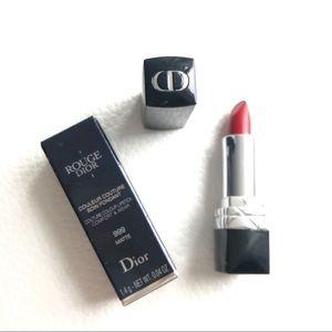 Dior Makeup - New Rouge Dior 999 Matte Mini Lipstick